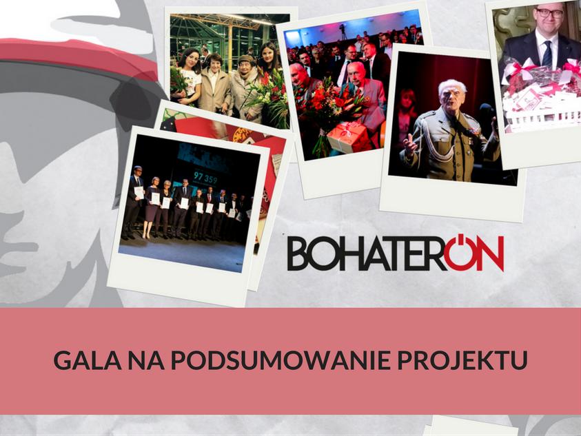 I edycja projektu BohaterON – włącz historię! zakończona