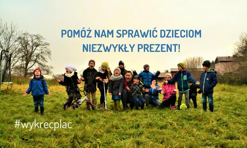 Spraw prezent podopiecznym Wrocławskiego Centrum Opieki i Wychowania