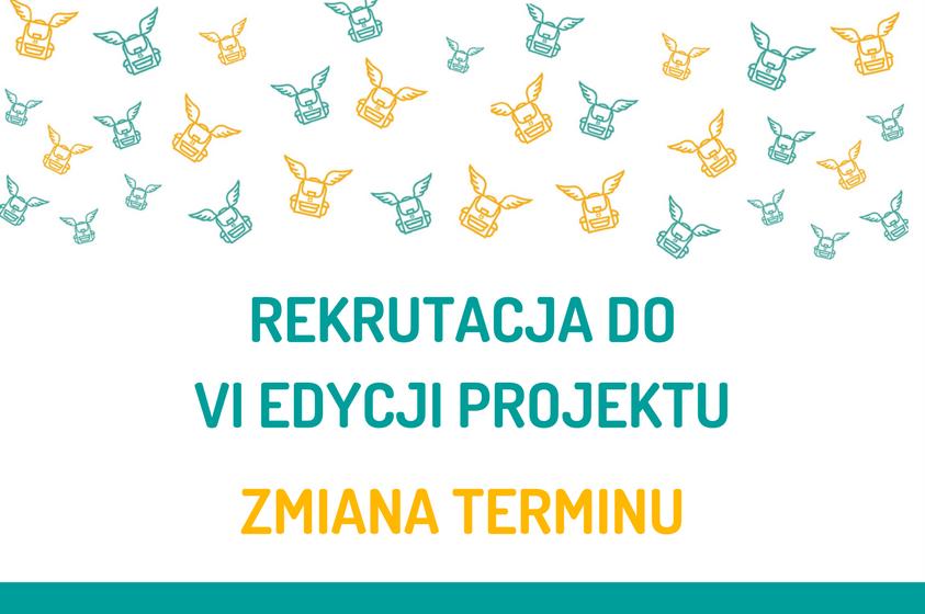 Zmiana terminu VI edycji Lekkiego Tornistra