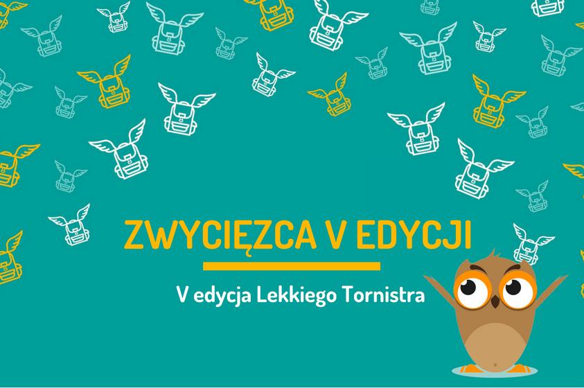 Zwycięzca V edycji Lekkiego Tornistra