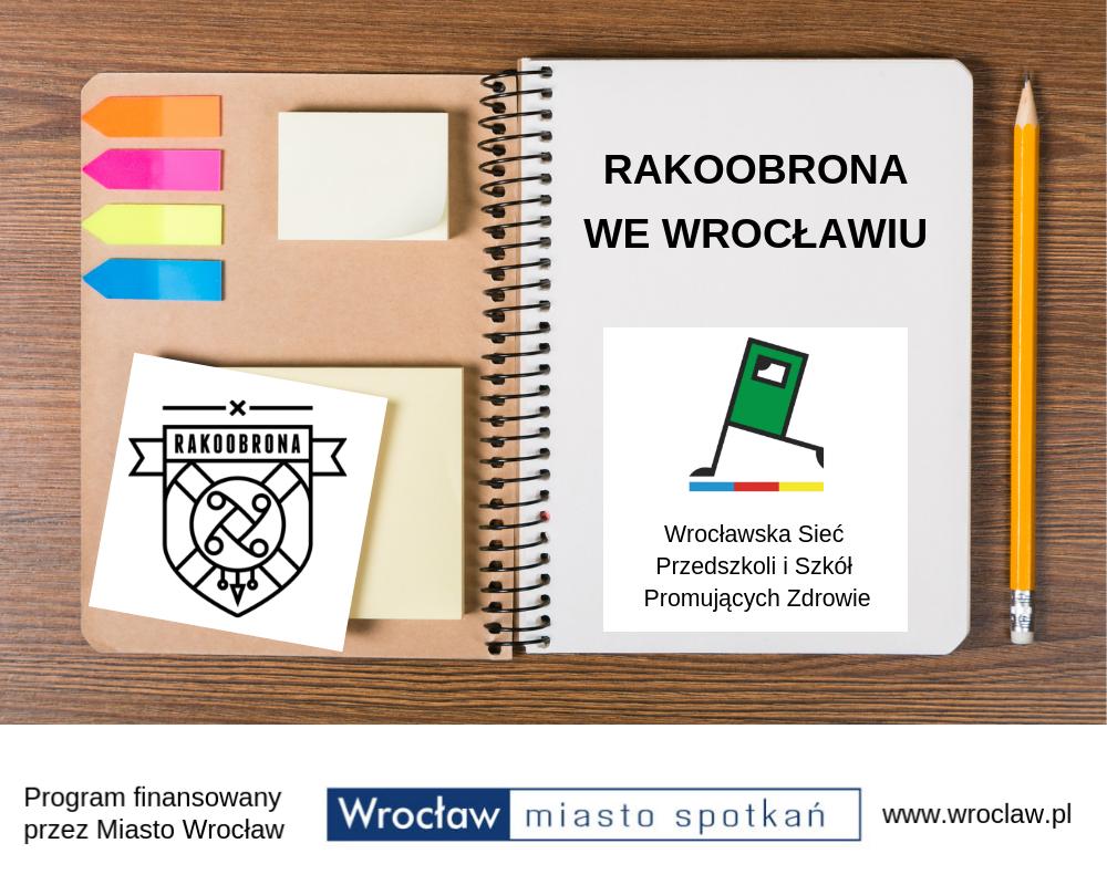 Zapraszamy do udziału w projekcie Rakoobrona we Wrocławiu