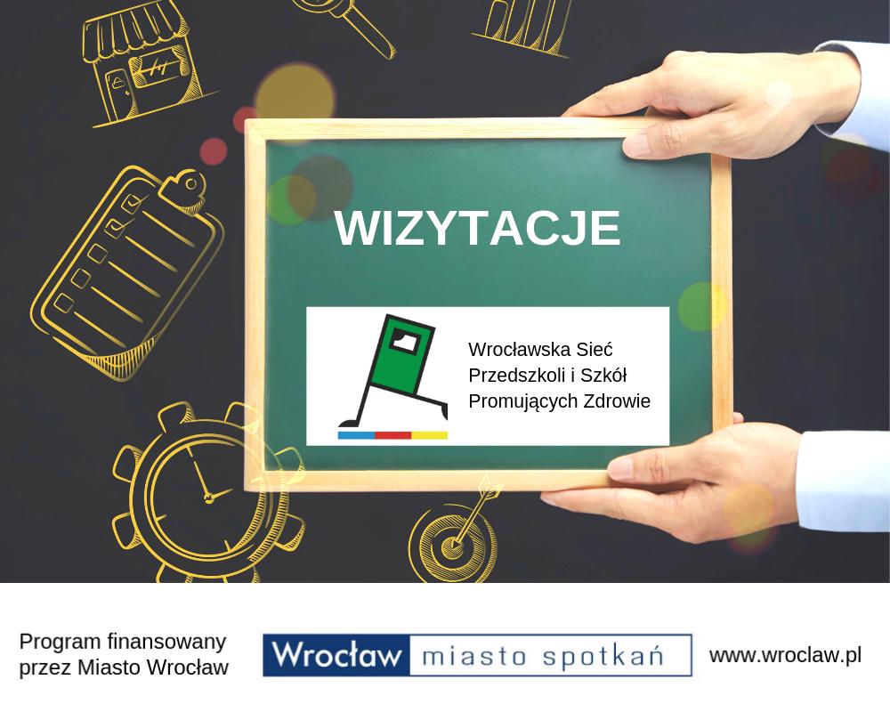 Wizytacje we wrocławskich szkołach i przedszkolach