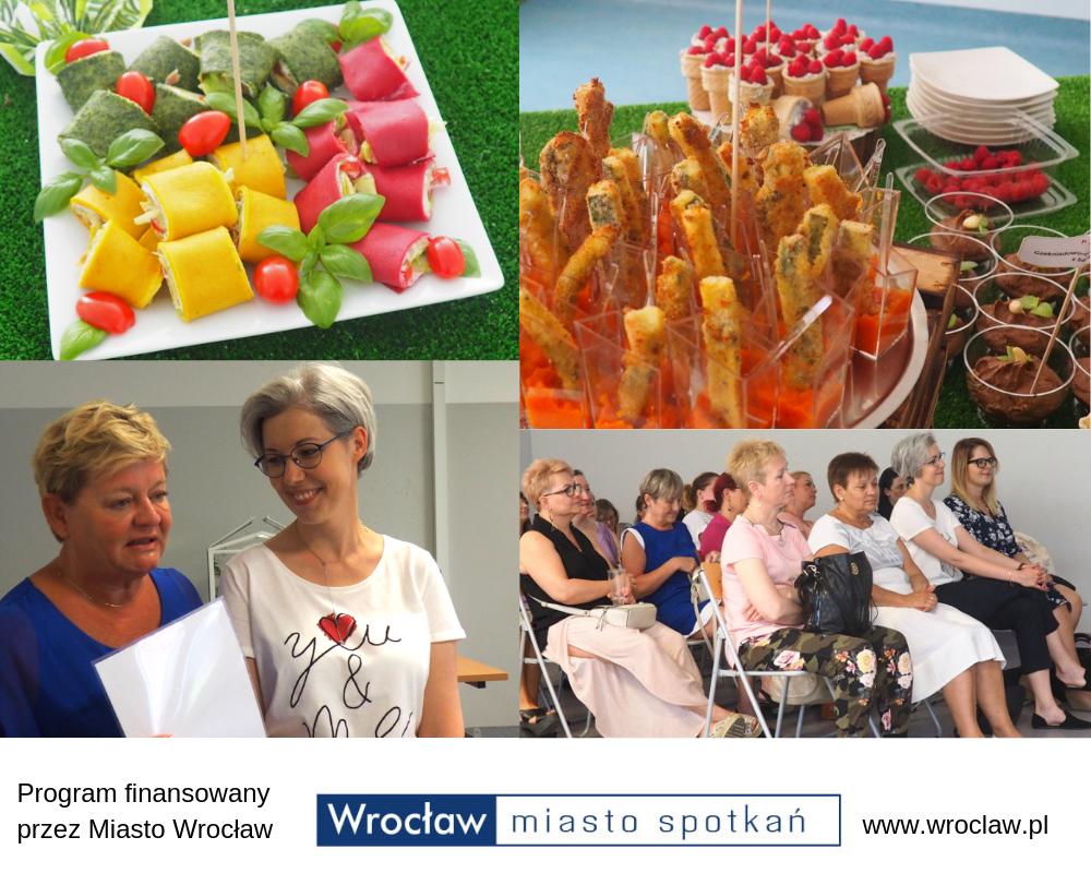 """Wrocławski kiermasz """"Przepis na zdrowie"""""""