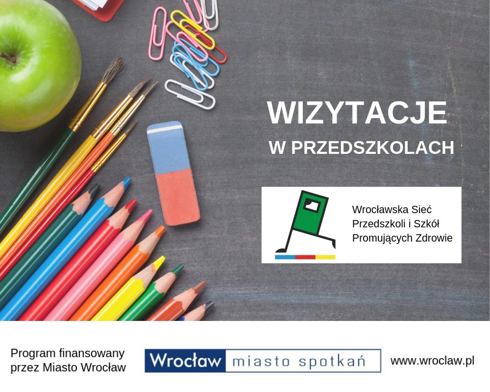 Wizytacje we wrocławskich przedszkolach