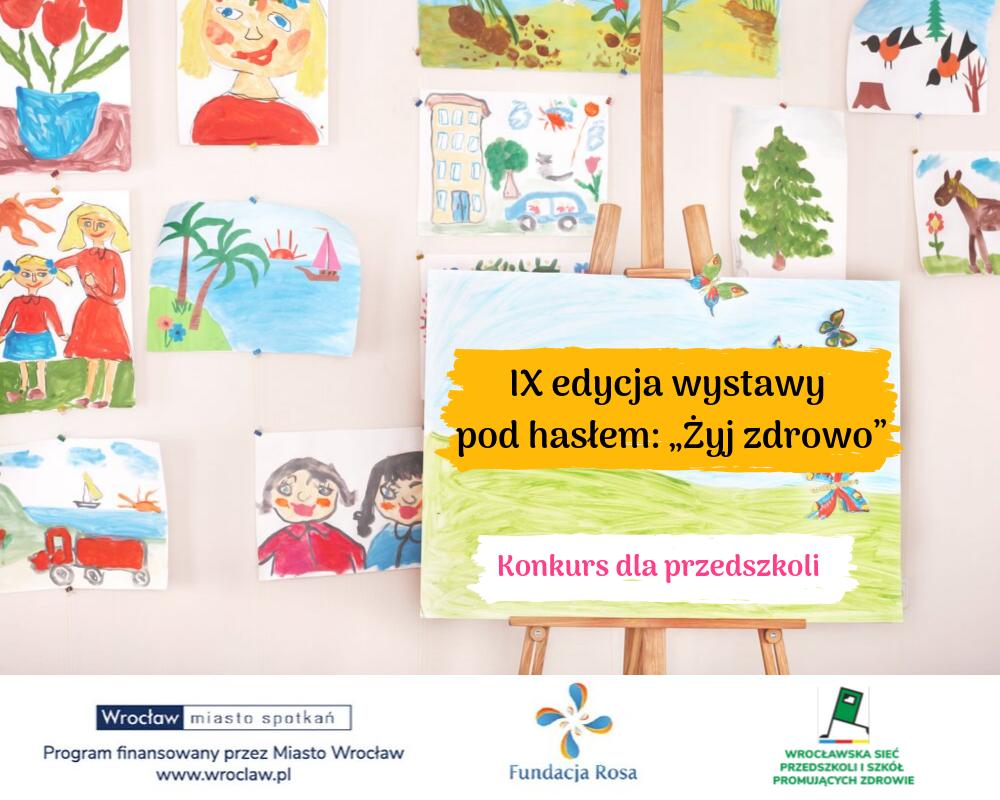 """IX edycja wystawy pod hasłem: """"Żyj zdrowo"""""""