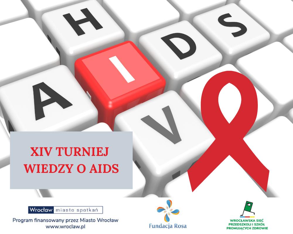 """Turniej """"AIDS może dopaść każdego"""""""