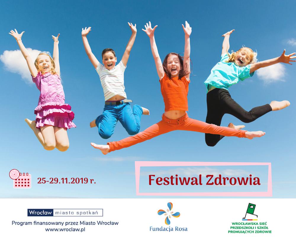 Największe wydarzenie dla przedszkoli – Festiwal Zdrowia